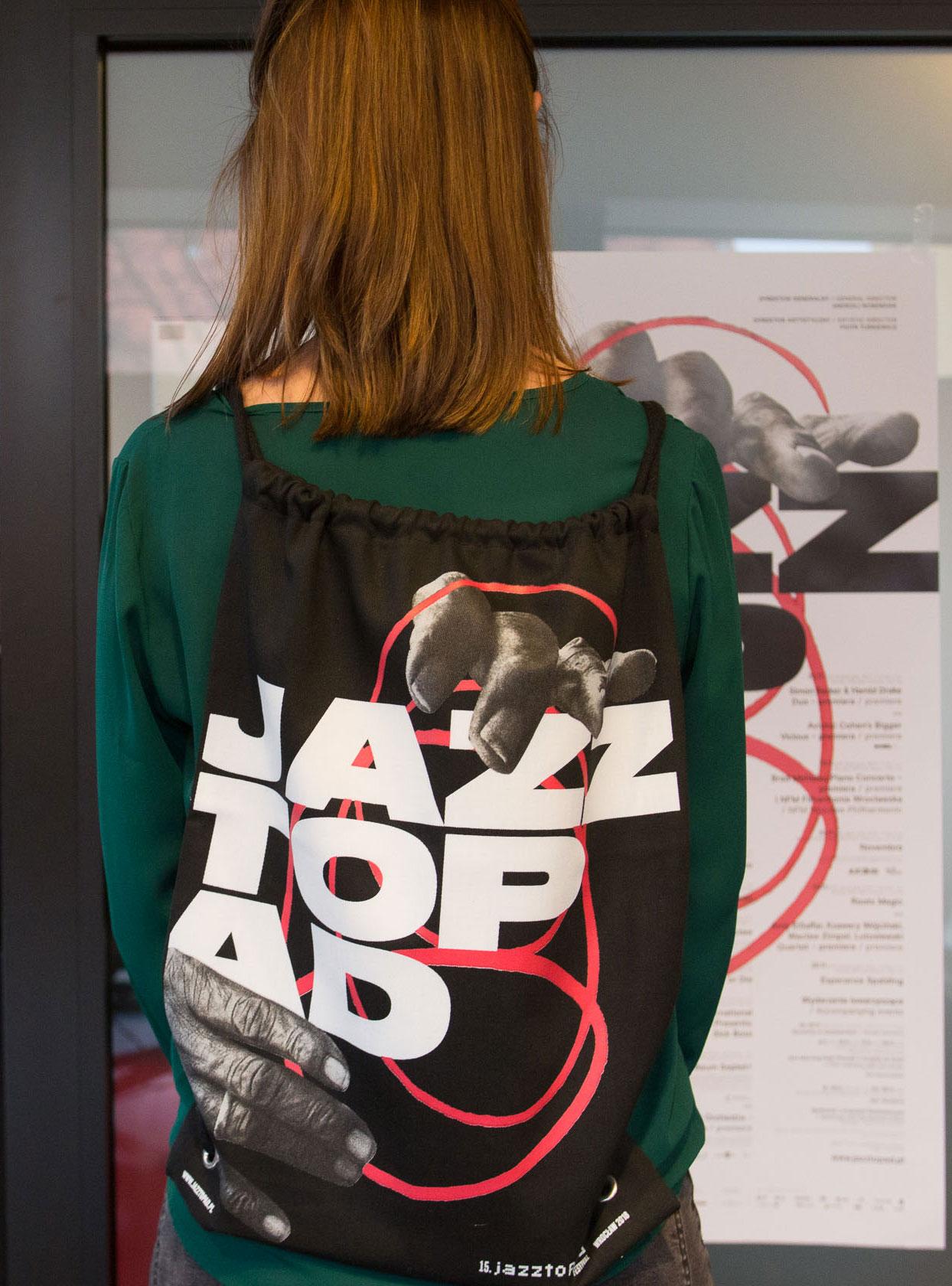 15. Jazztopad Festival | worek