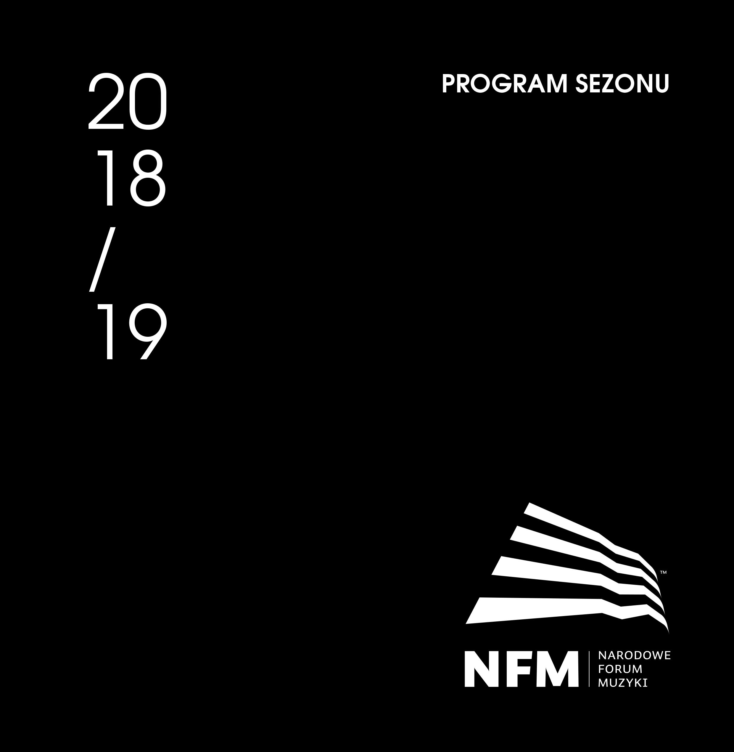 Książka repertuarowa | sezon 2018 / 2019