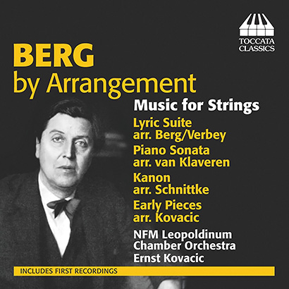 Berg by Arrangement – Music for Strings
