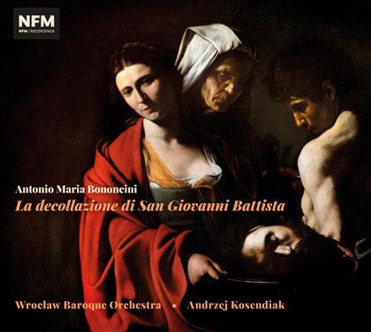 A.M. Bononcini La decollazione di San Giovanni Battista