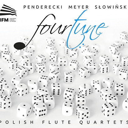 FourTune. Polish flute quartets