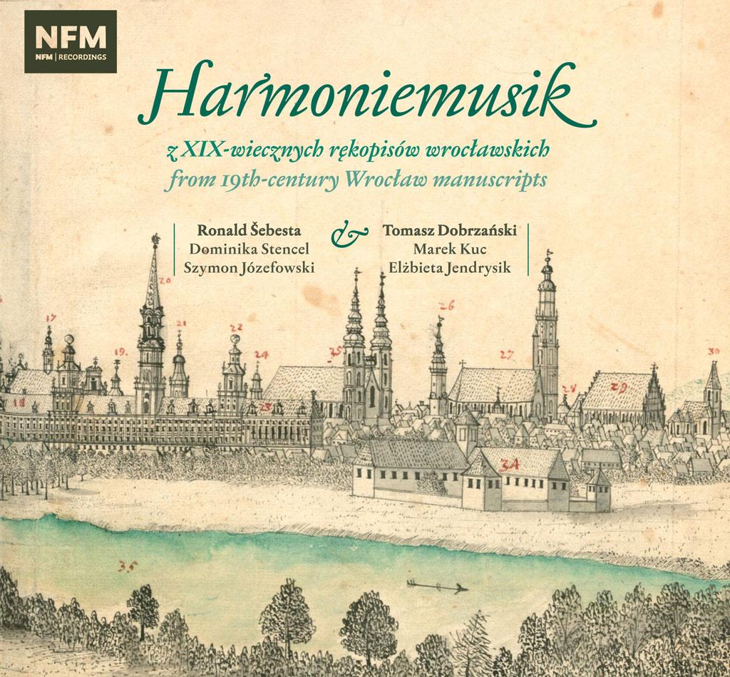 Harmoniemusik z XIX-wiecznych rękopisów wrocławskich