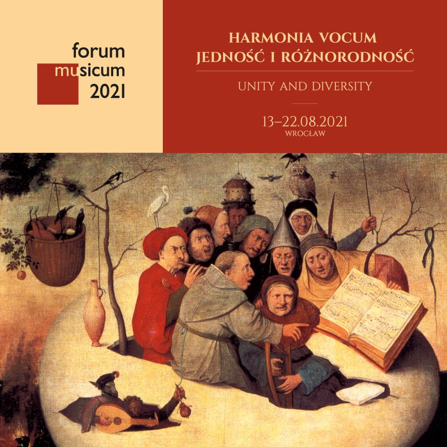 Forum Musicum 2021 – książka programowa