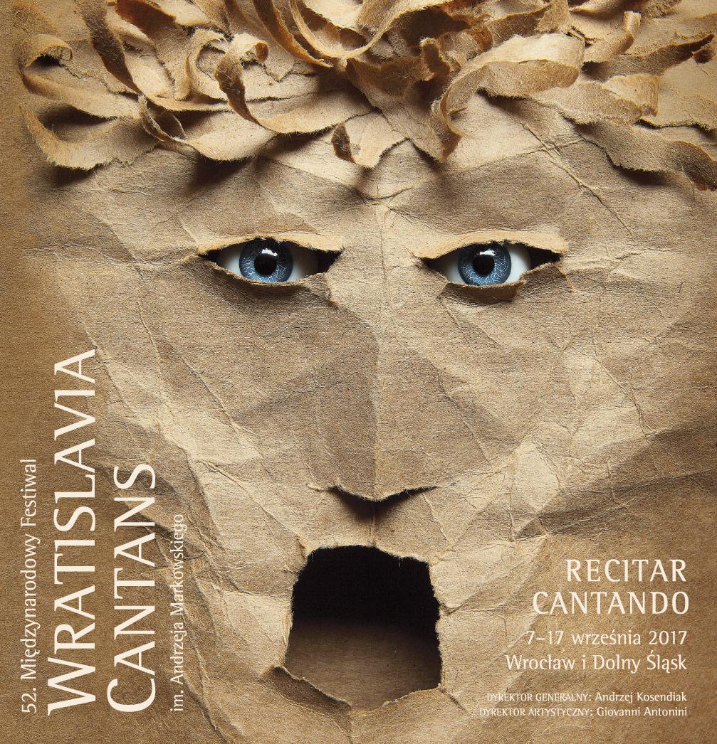 Wratislavia Cantans 2017 | książka